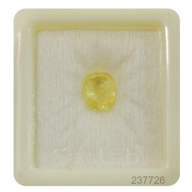 Natural Yellow Sapphire Fine 4+ 2.75ct