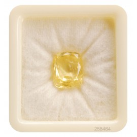 Yellow Sapphire Sup-Pre 12+ 7.45ct