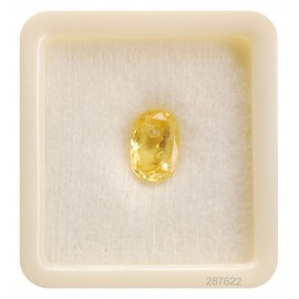 Yellow Sapphire Sup-Pre 5+ 3.15ct