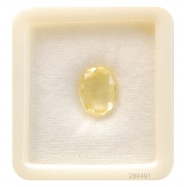 Yellow Sapphire Sup-Pre 8+ 5ct