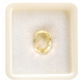 Yellow Sapphire Sup-Pre 5+ 3.3ct