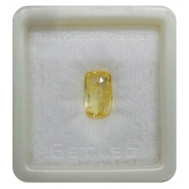 Yellow Sapphire Sup-Pre 5+ 3.05ct