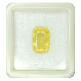 Pukhraj Gemstone Std 7.8 CT (13 Ratti)